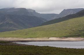 Loch Glascarnoch. Foto Shandchem