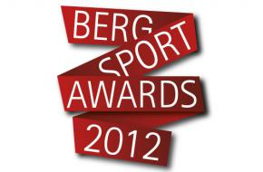 Logo bergsportawards 2012