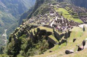 Machu Picchu. foto Getye