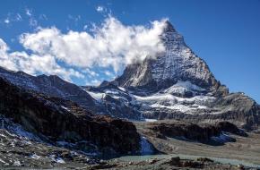 De hoogste bergen van Zwitserland