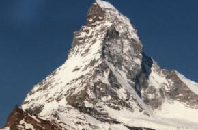 Matterhorn. Foto Stan Shebs