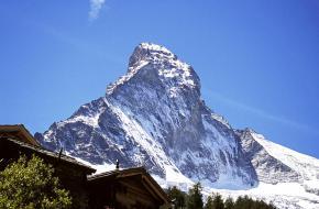 De Matterhorn. Via Wikimedia commons.