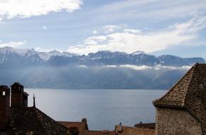 Vakantie rond Meer van Geneve - Foto Joris Leermakers
