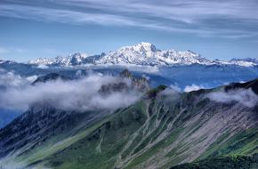 Mont Blanc Foto JR Guilaumin