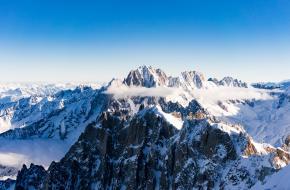 7 beroemde bergen in de Alpen