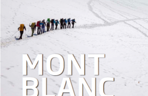 Mont Blanc expeditielezersreis in Bergen Magazine