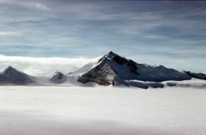 Mount Hope Antarctica