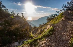 Bergvakantie in Griekenland