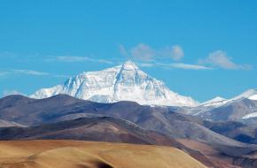 Mount Everest ©Joe Hastings