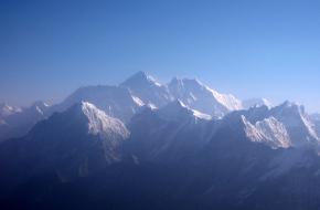 Peter Habeler beklom de Mount Evererst zonder zuurstof. Foto wonker