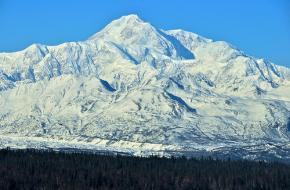 Mount McKinley. Foto Cecil Sanders