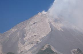 Mount Merapi (c)Washed Over