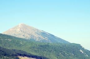 Mount Rtanj. Foto Tamburix