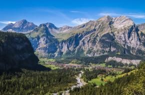 Doldendornhütte Zustieg