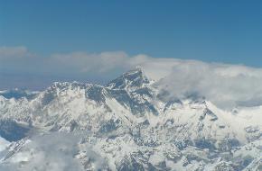 Mount Everest. Foto Thomaswanhoff