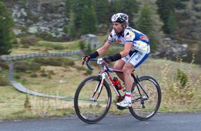 Mountainbiker in Kärnten