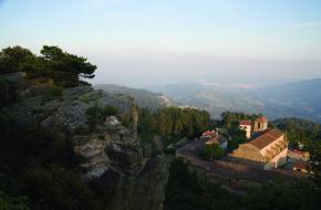 Muntanyes de Prades (Esglesia Sant Miquel)