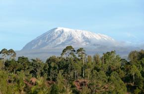 Kilimanjaro - de hoogste berg van Afrika