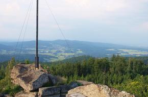 Uitzicht Nebelstein