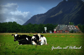 Nederlandse berg. Foto Diebergkomter.nl