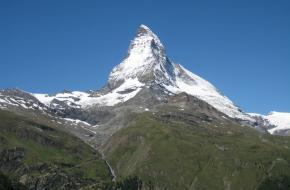 De Matterhorn. Foto: Roban Kramer (Flickr)
