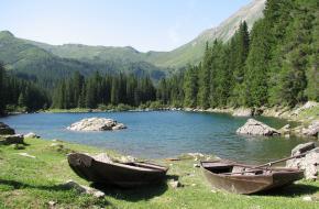 Obernberger See. Foto NH53
