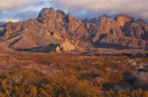 Organ Mountains-Desert Peaks ©Bureau of Land Management