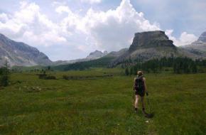 Vakantie in de Brenta Dolomieten. Van hut naar hut. Foto's Bram Munnichs