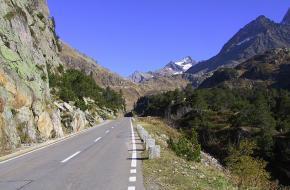 Mooiste autoroutes door de bergen