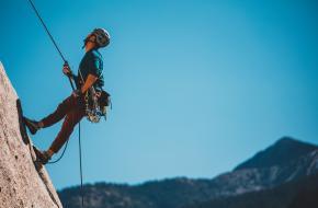 Dit is waarom klimmen goed is tegen stress