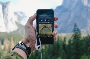 podcasts voor bergwandelaars