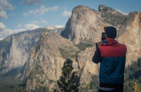 Wat kun je doen met de foto's die je in de bergen hebt gemaakt?