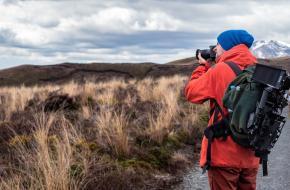 Fotograferen in de bergen