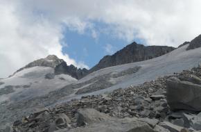 smeltende gletsjers pyreneeen