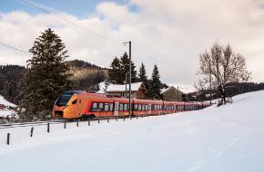 treinverbindingen alpen