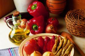 Escalivada is een traditioneel Catalaans gerecht. Foto Catalan Tourist Board