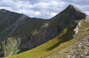 Drie toppen in Italië. Foto Rob de Weerd