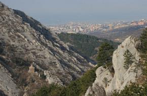 Val Rosandra - in noordoost Italië