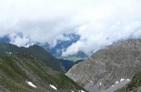Rosskopf in Tirol. Foto  Pilot Micha