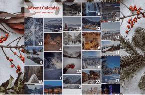 De online adventskalenders zorgen voor veel kerstvreugde