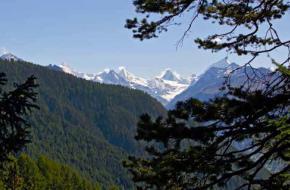 Wandelen in Val d'Annivers