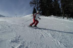ski. foto nona