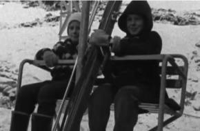 De skilift 50 jaar geleden in Schotland