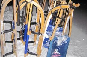 Een aantal slees in Zuid-Tirol
