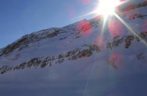 Sneeuw. Foto timo_w2s