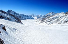 Sneeuwalpen. Foto BurgTender