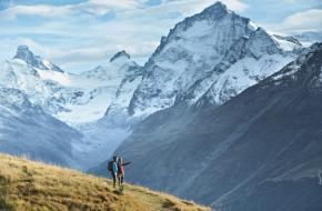 Iconische wandelroutes Zwitserland.