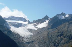 Stubaier Gletsjer - Tirol. Foto Dorena wm