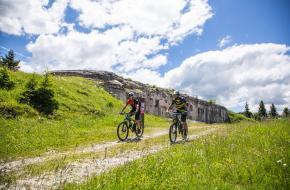 Mountainbiken Alpe Cimbra Trentino