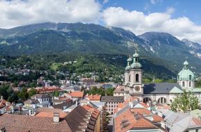 Stedentrip Innsbruck